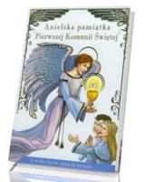 Anielska pamiątka Pierwszej Komunii Świętej