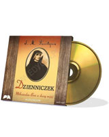 Dzienniczek Świętej Siostry Faustyny (3 CD mp3)