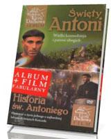 Święty Antoni. Wielki kaznodzieja i patron ubogich (+ DVD)