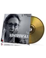 Tajemniczy Ogród. Czyta: Maja Komorowska (CD mp3)