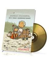 Rico Oskar i złodziejski kamień (CD mp3)