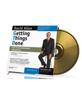 Getting things done (CD mp3)