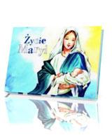 Życie Maryi. Malowanka dla dzieci
