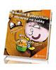 Lamelia Szczęśliwa i chrapka na - okładka książki