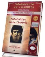 Nabożeństwo do św. Charbela. Modlitewnik (+ medalik)