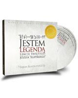 Jestem legendą 1 (książka + 2 CD)