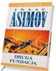 Druga fundacja - okładka książki