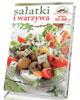 Sałatki i warzywa - okładka książki