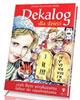 Dekalog dla dzieci czyli Boże przykazania - okładka książki