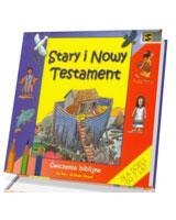 Stary i Nowy Testament. Ćwiczenia biblijne dla dzieci do 7 lat