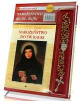 Nabożeństwo do św. Rafki. Modlitewnik z różańcem w prezencie