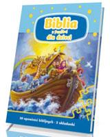 Biblia z puzzlami dla dzieci
