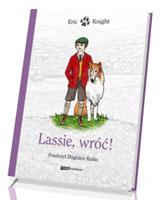 Lassie, wróć! - okładka książki
