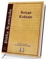 Biblia Aramejska. Księga Rodzaju. Tom 1 (+ CD)