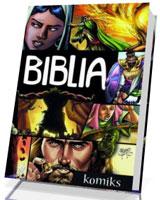 Biblia. Komiks. Boża historia odkupienia