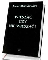 Wieszać czy nie wieszać? Artykuły z 1950-1959