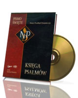 Księga Psalmów. Pismo Święte (CD)