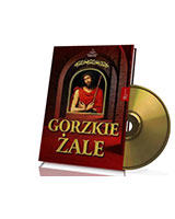 Gorzkie żale (audiobook CD)