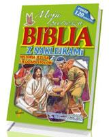 Moja pierwsza Biblia z naklejkami