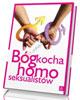 Bóg kocha homoseksualistów - okładka książki