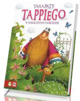 Tarapaty Tappiego w Magicznym Ogrodzie - okładka książki
