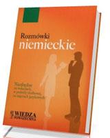 Rozmówki niemieckie - okładka podręcznika