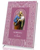 Nowenna do Św. Józefa - okładka książki
