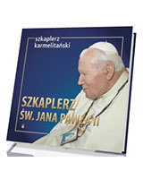 Szkalperz św. Jana Pawła II
