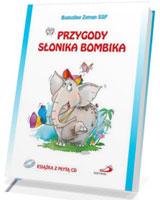 Przygody słonika Bombika (+ CD)