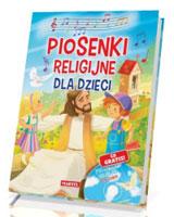 Piosenki religijne dla dzieci (+ CD)