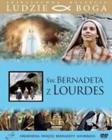 Święta Bernadeta z Lourdes. Kolekcja: Ludzie Boga