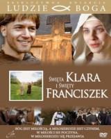 Święta Klara i Święty Franciszek. Kolekcja: Ludzie Boga