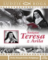 Święta Teresa z Avila. Kolekcja: Ludzie Boga