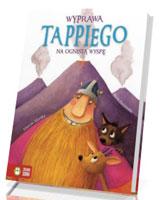 Wyprawa Tappiego na Ognistą Wyspę - okładka książki