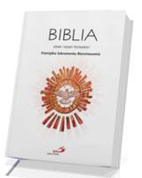 Biblia. Stary i Nowy Testament. Pamiątka Sakramentu Bierzmowania