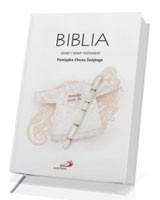 Biblia. Stary i Nowy Testament. Pamiątka Chrztu Świętego