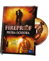 Fireproof. Próba ognia (DVD)