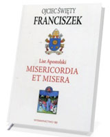 List Apostolski Misericordia et misera