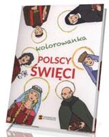 Polscy święci - kolorowanka