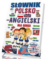 Słownik polsko-angielski dla dzieci (+ CD)