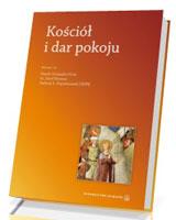 Kościół i dar pokoju - okładka książki