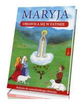 Maryja objawiła się w Fatimie. Makieta do samodzielnego złożenia