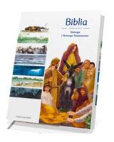 Biblia Wielkie opowieści Starego i Nowego testamentu