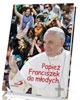 Papież Franciszek do młodych - okładka książki