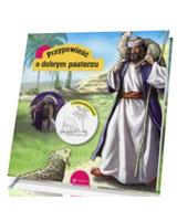 Przypowieść o dobrym pasterzu. Kolorowanka