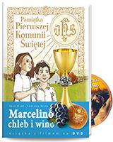 Marcelino Chleb i Wino. Pamiątka Pierwszej Komunii Świętej (+ DVD)