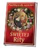 Modlitewnik czcicieli św Rity - okładka książki