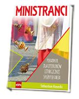 Ministranci. Poradnik dla opiekunów - okładka książki