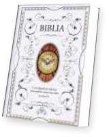 Biblia (biała, z Duchem Świętym)