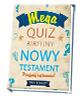 Mega quiz biblijny. Nowy Testament - okładka książki